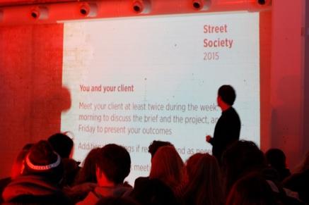 Street Society introductions - Skyline Building, Newtownards Road
